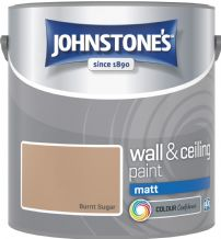 Johnstones Burnt Sugar Coloured Emulsion